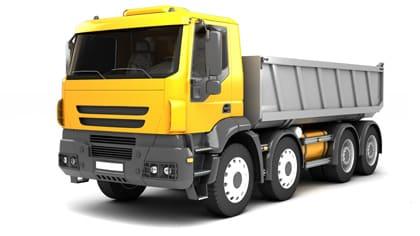 Assurance camion de chantier